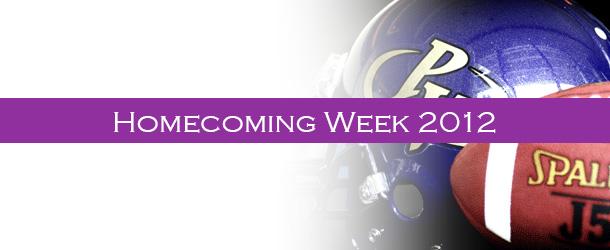 Homecoming Week 2012