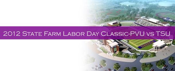 2012 State Farm Labor Day Classic-PVU vs TSU