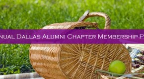 Annual Dallas Alumni Chapter Membership Picnic