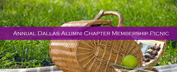 Annual Dallas Alumni Chapter Membership Picnic